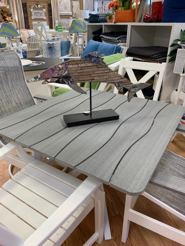 Outdoor Casual Furniture Showroom